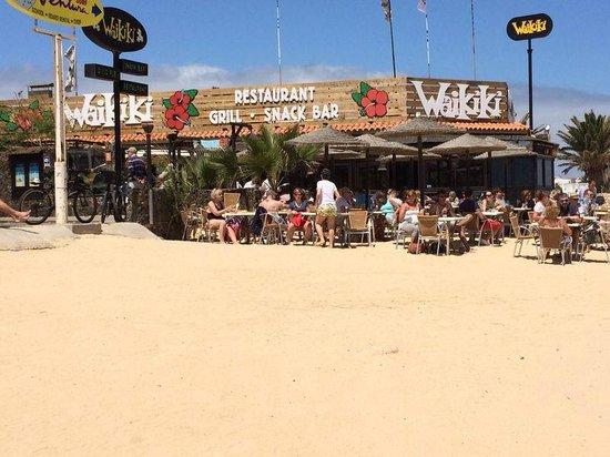 Waikiki Beach Club Corralejo Restaurant Reviews Phone Number Photos Tripadvisor