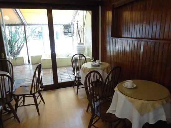 Hotel Milano : Sala do café da manhã