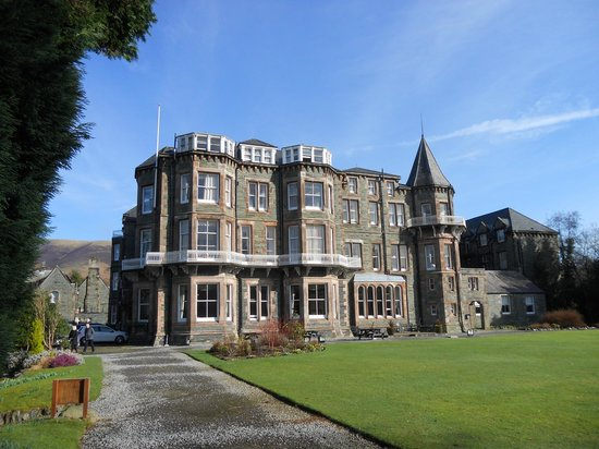 Sunny March Afternoon Picture Of The Keswick Country House Hotel - Keswick country house hotel