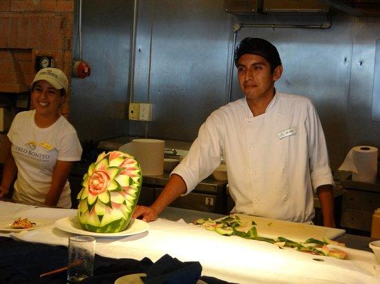 Pueblo Bonito Sunset Beach: Cooking Class