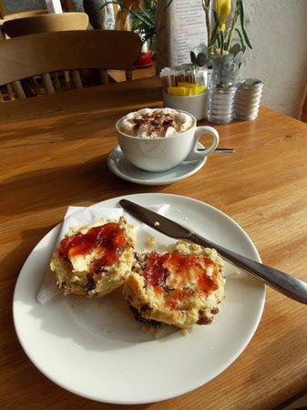 Househill Coffee Shop: Home Baking