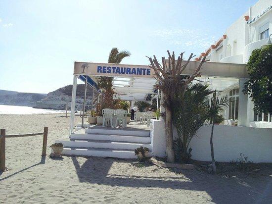 Hostal La Palmera: Restaurant La Palmera