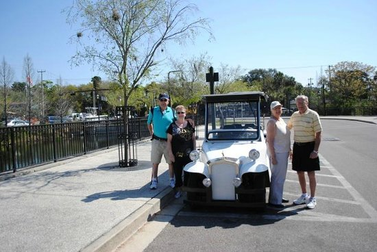 St. Augustine Vintage Car Tours: March 2014