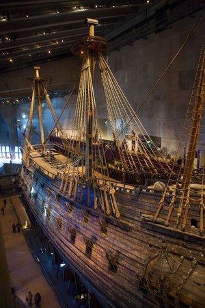 Vasa-Museum: Корабль Ваза