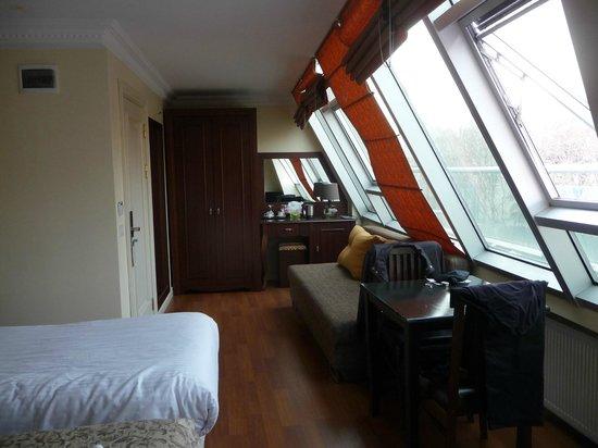 Sirkeci Park Hotel: Chambre 603