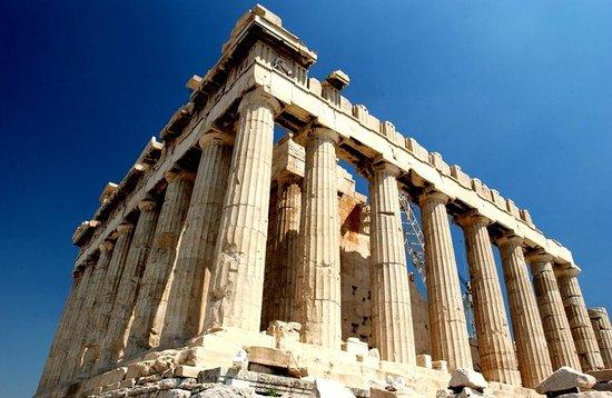 Greece Athens Day Tours : The Acropolis