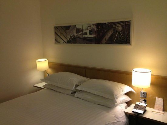 DoubleTree by Hilton Manchester Piccadilly: Comfort!