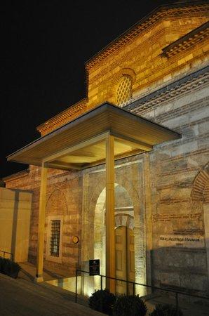 Kilic Ali Pasa Hamami: Beautiful Entrance