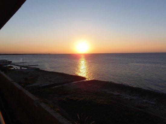 Melia Habana: Puesta del sol