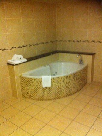 Bracken Court Hotel: Jacuzzi Bath! Lush!!