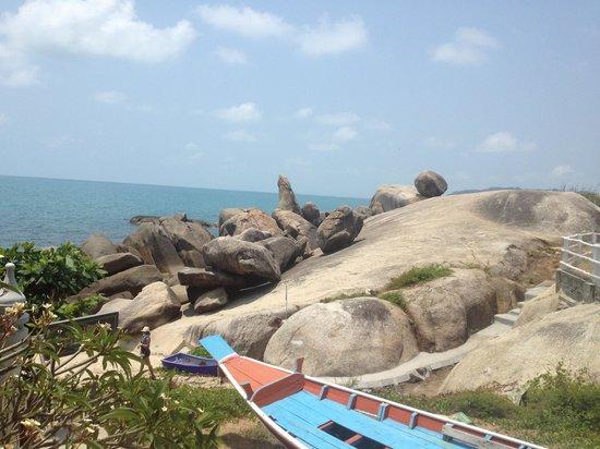 Hin Ta & Hin Yai Rocks: Koh samui