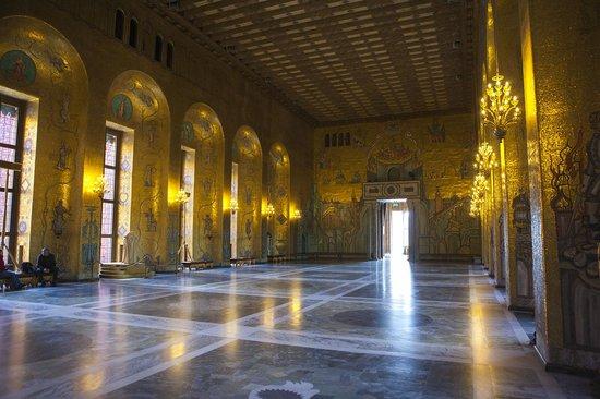 Hôtel de ville : Зал ратуши