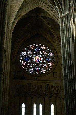 Cathédrale Saint-André : Южная роза