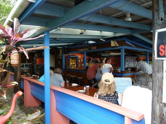 Shipwreck Landing: Dining Room