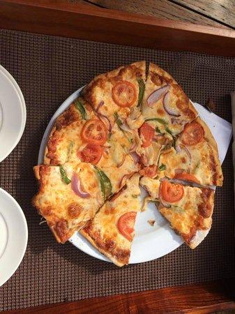 Royal Isabela: gourmet pizza...so delicious