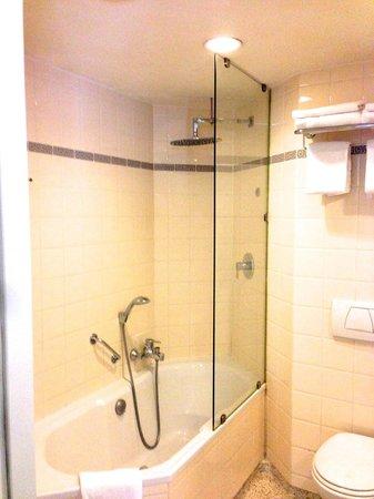 The Albus: bathroom