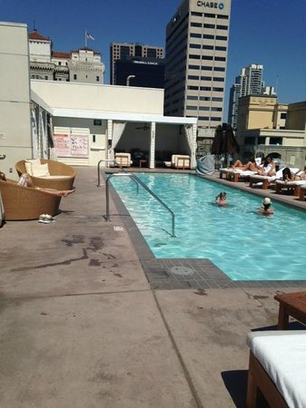 Andaz San Diego: Love the pool