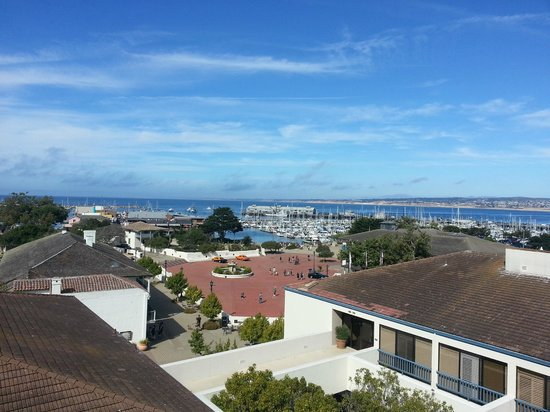 Portola Hotel & Spa at Monterey Bay: beautiful view