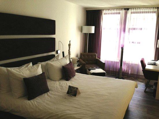 The Albus: Bedroom