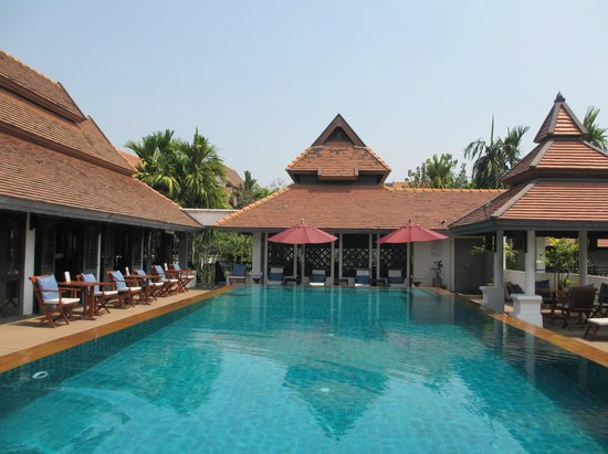 Bodhi Serene Hotel: Peaceful Pool