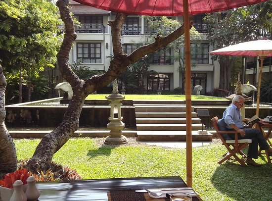 Bodhi Serene Hotel: Tranquil Breakfast at Bodhi
