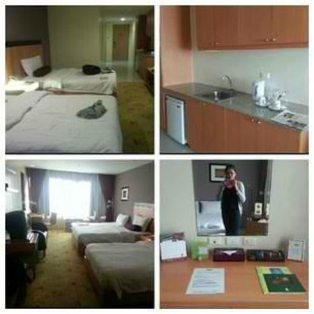 Greenhills Elan Hotel Modern: Deluxe Room