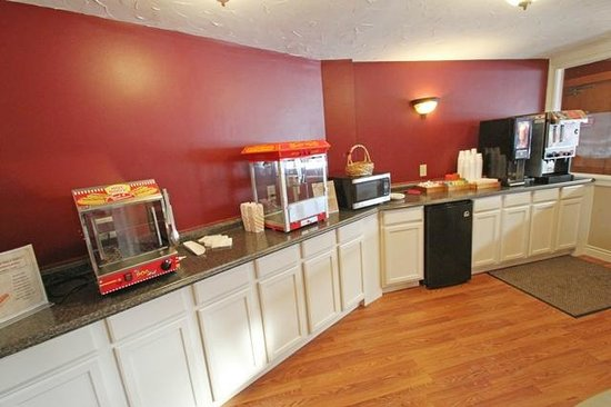 Fireside Inn & Suites at Lake Winnipesaukee: Cafe