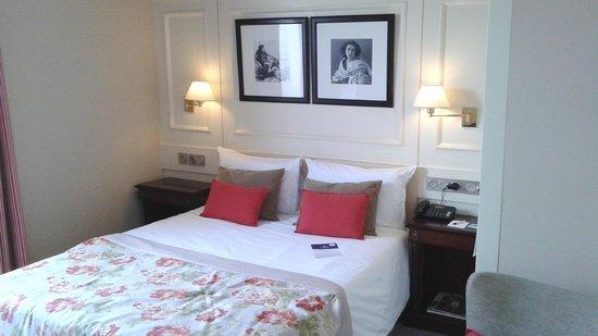 Hotel de Londres y de Inglaterra: Habitación 611