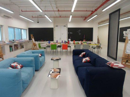 Mathaf Arab Museum of Modern Art: Class Room