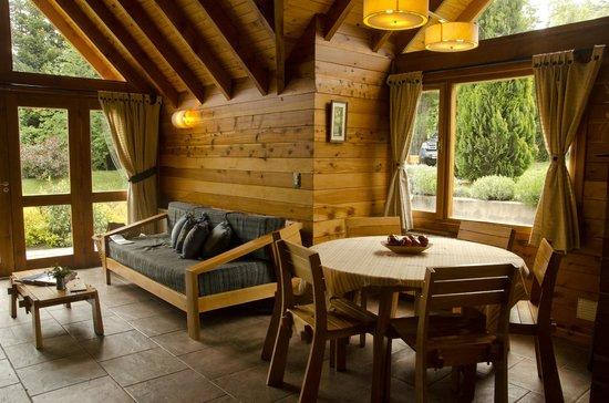 Tillka casas de monta a villa la angostura la patagonia - Apartamentos de montana ...
