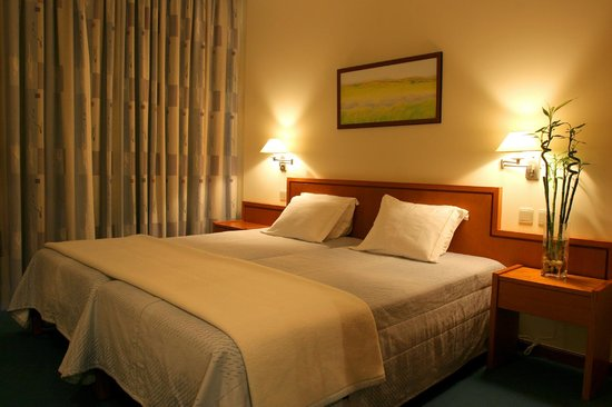 Hotel Vila Park: Quarto
