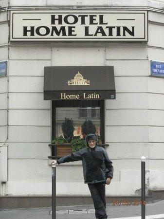 Hotel Le Home Latin: ochava