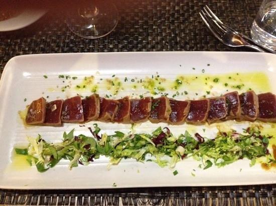 Restaurante Carmela: Wow vilken utsökt tonfisk