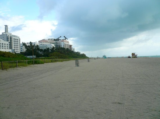 Praia South Beach