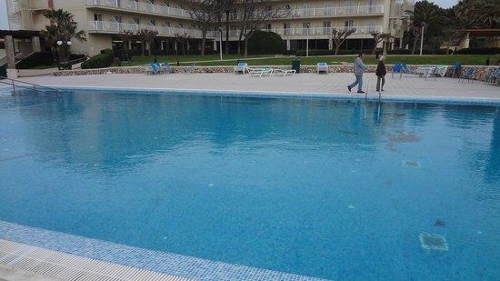 Club Hotel Aguamarina: PISCINA HOTEL