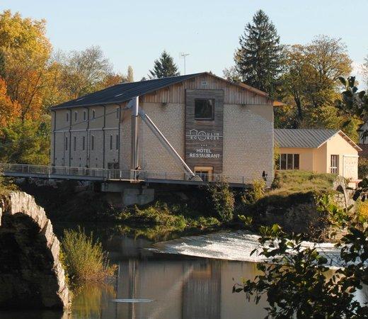 Au moulin des ecorces : Vue du Moulin des Ecorces