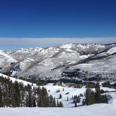 Solitude Mountain Resort: Utah scenery