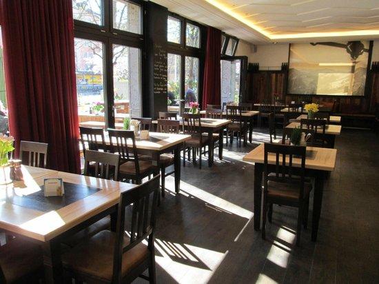 Franz Josef Restaurant: Schönes Ambiente
