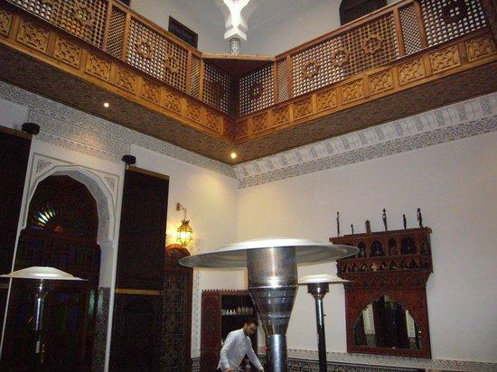 Riad l'Artiste : altra visuale da sopra