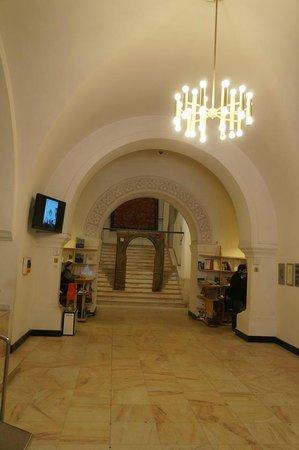 Peasant Museum (Muzeul Taranului Roman): Entrance.