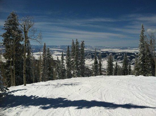 Steamboat Ski Resort: The Meadows