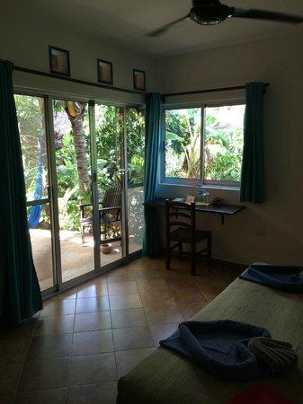 Don Diego de la Selva: Vista dentro de la habitacion