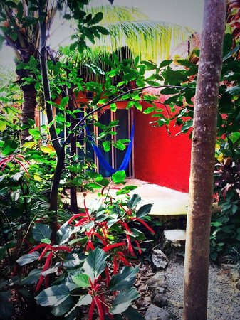 Don Diego de la Selva: LInda terraza