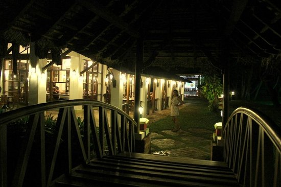 Punnamada Resort: Evenings