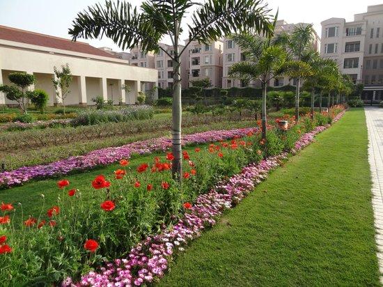 Jaypee Greens Golf and Spa Resort: gardens