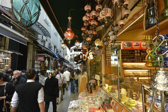 My Local Guide - Istanbul: Spice Market