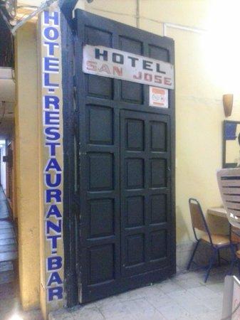 Hotel San Jose: pase adelante!