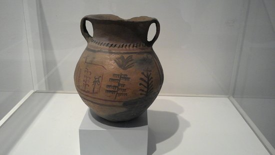 Museum of Pre-Columbian and Indigenous: vaso pre-colombiano