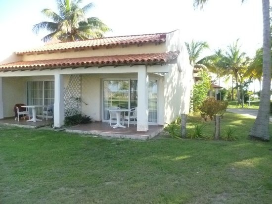 Our bungalow room picture of sol cayo guillermo cayo for Bungalows jardin del sol