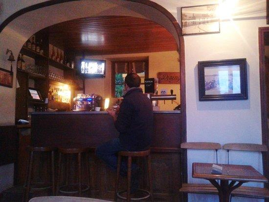 Cafe de la cale: Le Bar